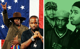 Outkast and A Tribe Called Quest Discussed Making an Album Together