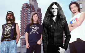 This One-Off Supergroup Featured Members of Metallica and Faith No More