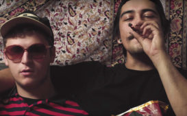 Video Premiere: Prince Daddy & The Hyena, 'I Forgot to Take My Meds Today'