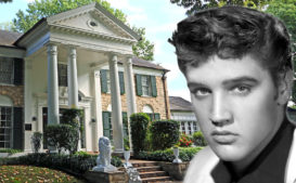 Elvis Presley's Graceland: a Journey into The Home of the King