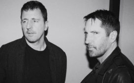 Trent Reznor and Atticus Ross share song from Banksy's 'Walled Off Hotel'