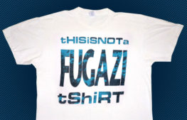 This Bootleg Fugazi Shirt Was So Clever that Ian MacKaye Endorsed It for Charity