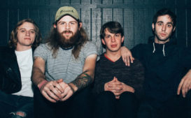 Cameron Boucher of Sorority Noise and Old Gray on the Culture Creature Podcast