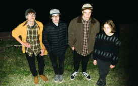 Lunch Ladies conjure wistful beauty on 'You're Not There'