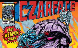 Czarface plan the perfect hip-hop and comics crossover with 'First Weapon Drawn'