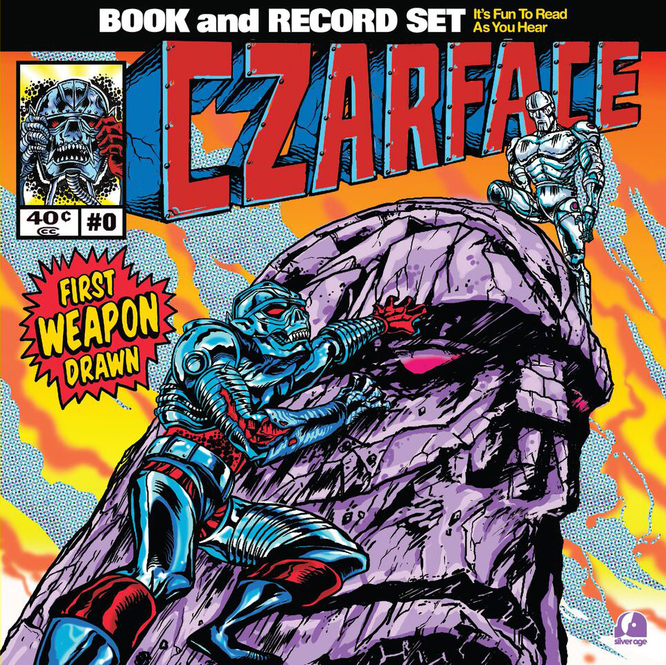 czarface first weapon drawn-cover