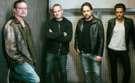 Dead Cross (featuring Mike Patton) Premiere New Song, 'Grave Slave'