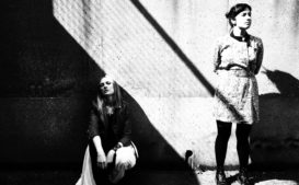 Electronic post-punk duo Kite Base discuss debut LP, 'Latent Whispers'