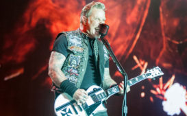 Live review: Metallica crank out the classics in an overproduced stadium spectacle