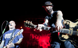 Rancid announce new album, share 'Ghost of a Chance' (Listen)