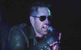Watch Nine Inch Nails Perform on 'Twin Peaks'