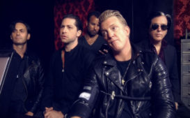 Queens of the Stone Age Announce New Album 'Villains,' Preview New Song