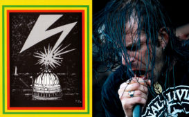 Video: Watch Lamb of God's Randy Blythe Perform with Bad Brains