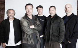 "Faith No More's ""Definitive Biography"" Announced for 2018"