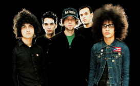 At the Drive-In is Back. How Will the Band Compare to its 2012 Reunion?