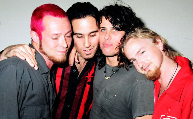 stone temple pilots nineties
