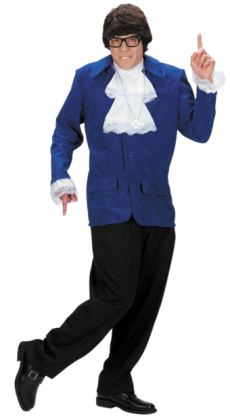 austin powers halloween costume