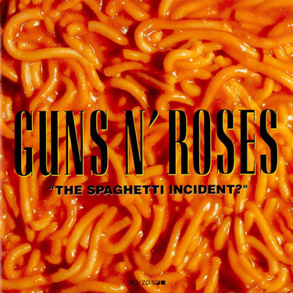 guns n roses spaghetti incident