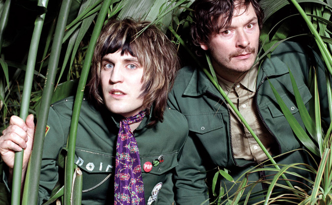the mighty boosh noel fielding noel barrat
