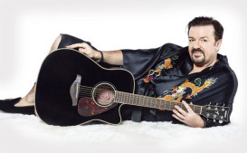 First Posters Released for 'David Brent: Life on the Road'