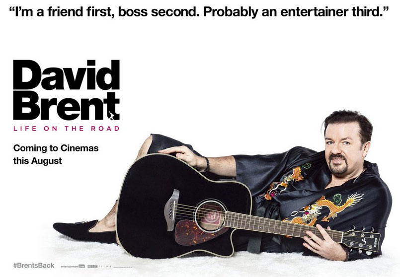 david brent movie the office