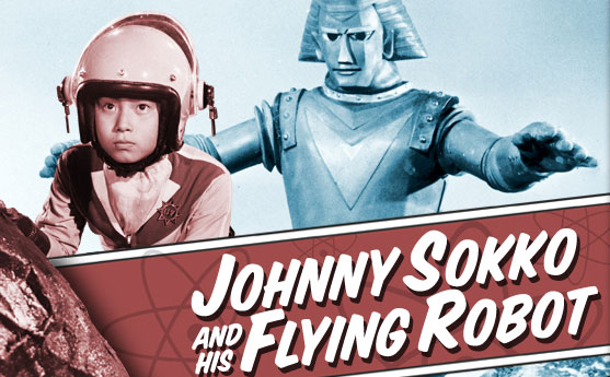 johnny sokko flying robot