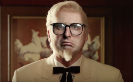 Neil Hamburger Should Be the Next Colonel Sanders