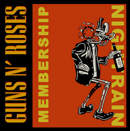 guns n roses nightrain