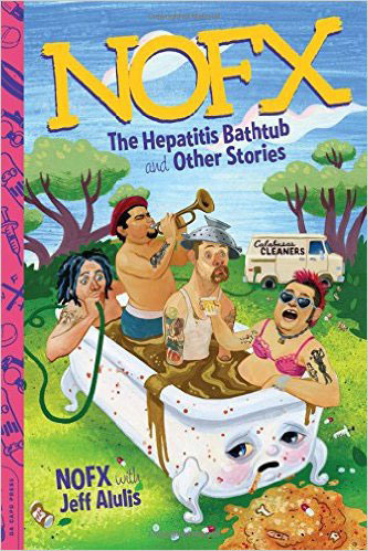nofx hepatitis bathtub book