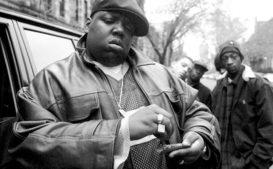 biggie smalls smoking weed
