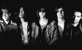 the strokes band photo