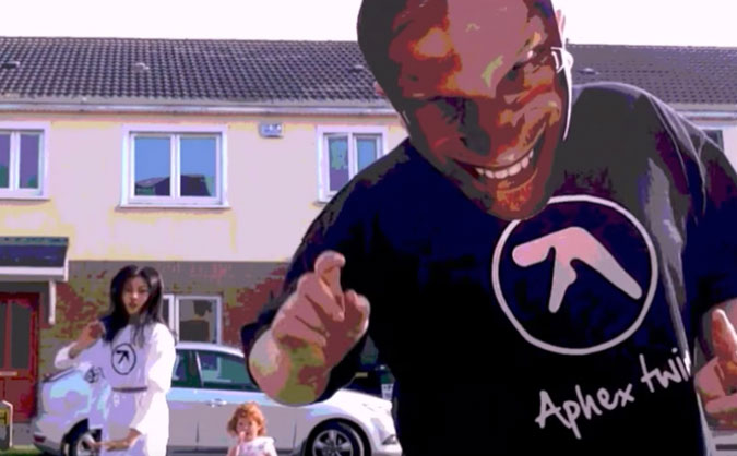 aphex twin cirklon3 video