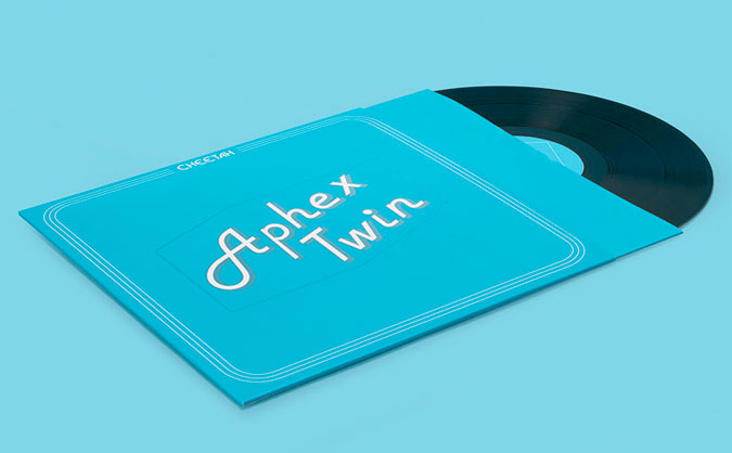 Aphex Twin product design