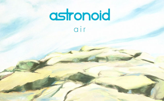 astronoid air album