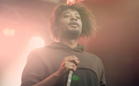 Danny Brown when it rain