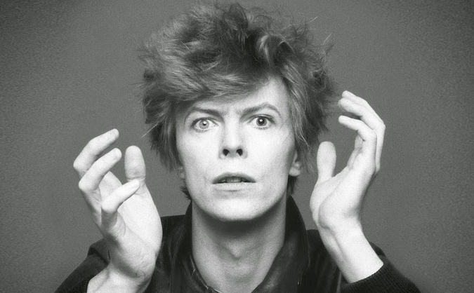 David Bowie Hair