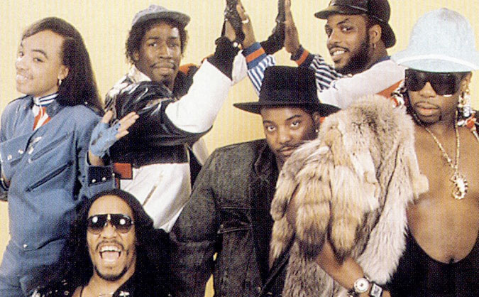 Grandmaster Flash and the Furious 5