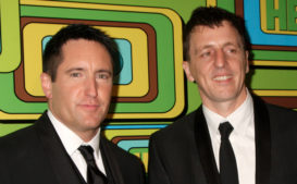 Trent Reznor and Atticus Ross Release New Song, 'Juno'