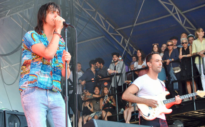 the strokes governors ball