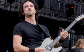 Gojira's Joe Duplantier talks Metallica, Vegetarianism and NYC Dreams on the Culture Creature Podcast