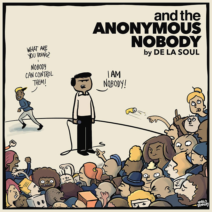 de la soul anonymous nobody