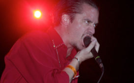 "Mike Patton ""Has a New Hardcore Band,"" Says Former Bandmate"