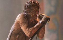 A Look Back at Nine Inch Nails' Career-Defining Woodstock '94 Performance
