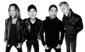Metallica Unveil 'Moth Into Flame' Video