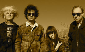 Members of Melvins, At the Drive-In, Le Butcherettes form New Band Crystal Fairy