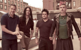 Stream NOFX's Candid Thirteenth Album, 'First Ditch Effort'