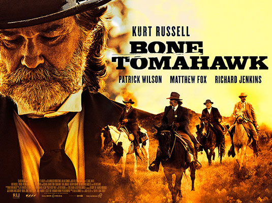 best horror movies 2016 bone tomahawk