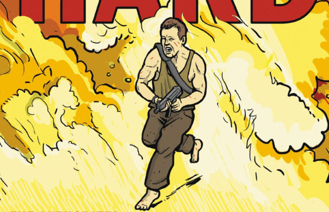 Die Hard\' is a Coloring Book Now, So Yippie-Ki-Yay or Whatever ...