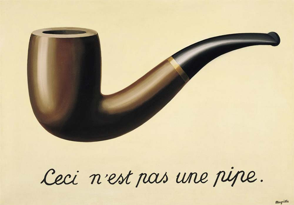 this is not a pipe magritte