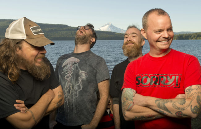 red fang interview aaron beam